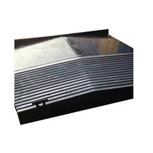 钢板导轨防护罩   不锈钢板防护罩   机床钢板防护罩