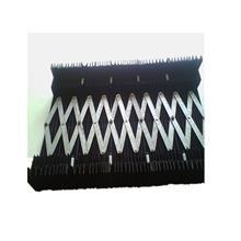 柔性风琴防护罩    机床伸缩式防护罩  风琴式防护罩