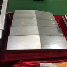 数控机床防护罩  伸缩机床防护罩   钢板防护罩