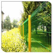 雙拓天津 鐵路護欄網 綠色鐵絲網圍欄價格 金屬圍欄網價格
