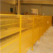 双拓浙江 隔离防护栅栏 固定式隔离护栏 隔离护栏经销商