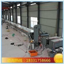 加工定制彩石金属瓦设备 金属彩石瓦生产线厂家 高品质彩石屋面瓦 蛭石瓦设备