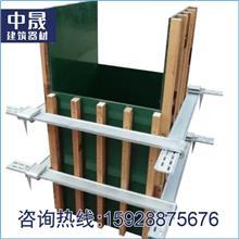 厂家生产销售新型建筑方柱扣 新型方柱可调加固紧固件 方形柱子加固夹具