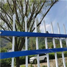 小区锌钢护栏佳 锌钢草坪护栏 市政安全防护栏杆