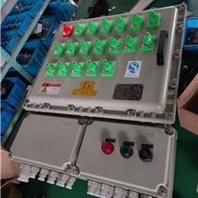 防爆不锈钢接线箱增安型304不锈钢防爆控制箱仪器仪表接线端子箱