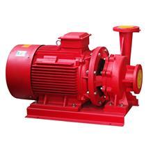 XDB-ISW固定卧式多级消防泵_上海超盾_消防泵_公司销售