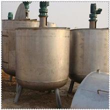 电加热搅拌罐 二手立式搅拌罐 化工不锈钢搅拌罐长期供应