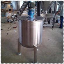 市场供应304液体搅拌罐 2吨不锈钢搅拌罐 二手混合搅拌罐