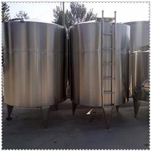 卫生级不锈钢搅拌罐 二手混合搅拌罐  立式食品搅拌罐产地货源
