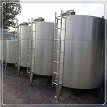 卫生级不锈钢储罐 二手液体储存罐 食品化工储罐产地货源
