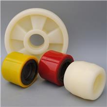 4寸機械工業腳輪 機車轉向工業腳輪