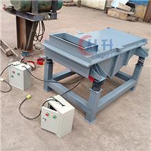 叶腊石、石灰石振动过滤机叶腊石直线过筛机筛叶腊石的机器稀土过滤筛60目筛粉机