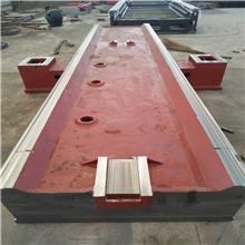 铸造大型机床铸件 消失模翻砂铸造 车床床身底座 球墨铸件 铸件加工定制 铸钢件