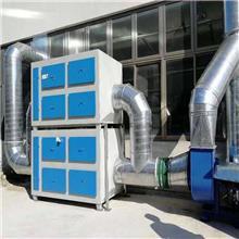 活性炭废气治理设备_活性炭二次吸附处理设备_活性炭异味处理过程