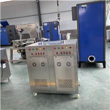 山东服装厂熨烫配套电加热蒸汽发生器
