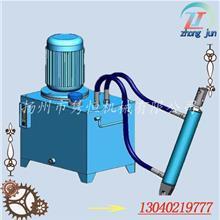 揚州雋恒機械定制電液推桿 dytf,DYTF型  分體式電液推桿 一件包郵