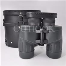 远锦 军用望远镜厂家 98式10x50高清夜视望远镜 军事用