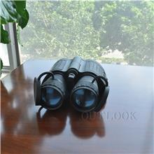双筒夜视望远镜 消防用夜视仪器 5x50