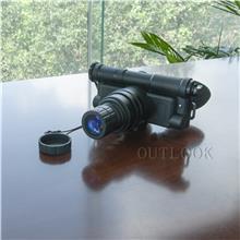 远锦 YJSK 双目单筒高配置头盔夜视仪 二代加红外夜视望远镜