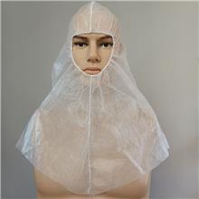 遠博防護 工廠批發 一次性無紡布頭套 一次性無紡布條形帽
