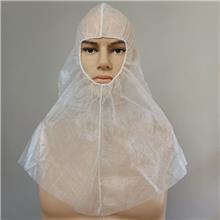 一次性無紡布頭套,大頭套,頭套帽PP/SMS/,透氣膜可訂做