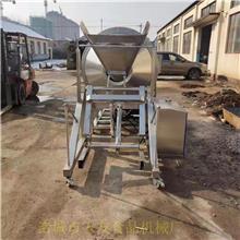 优质加厚304不锈钢滚筒搅拌机 耐腐蚀化工原料拌料机 多功能种子包衣机 不锈钢面粉淀粉搅拌