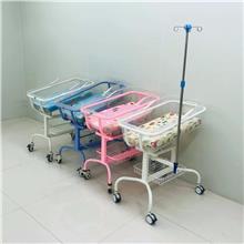 供应ABS升降婴儿车床 新生儿婴儿护理床 家用婴儿推车