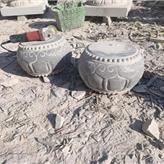 安徽石柱墩加工 青石柱基石 柱顶石 诚石石业 柱墩石生产批发厂家