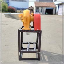 环保除尘沙克龙粉碎机 自动上料颗粒磨面机 超细面粉加工设备