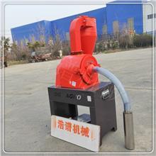自动上料齿盘磨面机 锥形磨头自动打面机 面粉加工设备