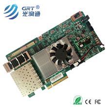 光润通(GRT)FPGA开发板 GA1004E-V3.0 万兆高速数据采集卡PCI-E