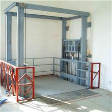 固定剪叉升降机   载重10吨货梯    芜湖货梯厂家
