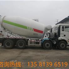 德龙水泥车液压泵马达 搅拌车进口减速机 国六混凝土搅拌车价格