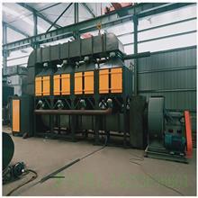 昊中除尘环保 CO催化燃烧 催化燃烧设备 活性炭吸附浓缩催化燃烧 直接供应