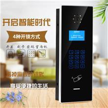 忻州市楼宇对讲主机 视博朗可视对讲机现货批发 小区对讲系统数码可视主机安装