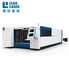 定制4000W激光切割机 光纤激光切割机 4000W金属激光切割机 领创激光切割机厂家直销