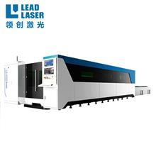 直销10000W激光切割机 大功率激光切割机 光纤激光切割机 领创激光切割机厂家定制