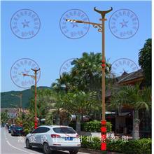 LED民族特色少数民族新农村太阳能路灯 户外路灯厂家5米6米7米8米 LED民族特色