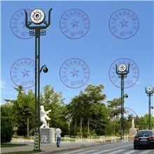 5米7米8米户外道路灯  少数民族风特色太阳能路灯路灯杆厂家直销