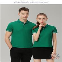 Polo衫定做广告衫文化衫纯棉T恤