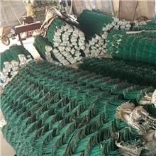 山西優質鍍鋅菱形防護鐵絲網 鍍鋅勾花防護網 品質無憂 支持定制