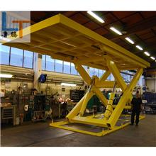 固定式升降台价格  固定式货台升降平台  固定式升降平机  鲁腾固定式升降平台生产厂