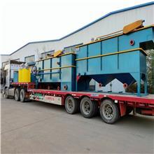 AFQF奥丰定制直销气浮设备-污水处理一体化设备-餐饮污水处理设备-养殖屠宰污水处理设备