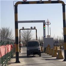 米东物流园大型安检机成功通过公安部检测