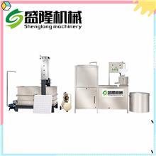 馬鞍山豆腐干機械設備 盛隆全自動豆干機廠家