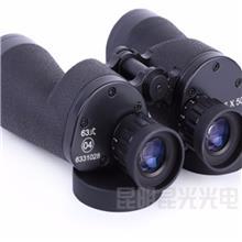 军用望远镜厂家 昆光 63式15X50