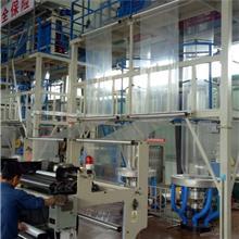 低压背心袋吹膜机组 高压吹膜机组 大型打包机械设备