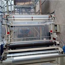地膜吹膜机 小型打包机械设备 大型背心袋吹膜机组