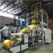 背心袋机械设备 高速食品袋机械设备 工业包装膜机械设备