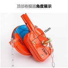河北温室大棚专用韩式手动摇膜器 侧部用卷膜器顶卷链条大棚配件 低价销售